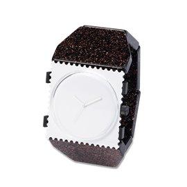 Bracelet élastique de montre Stamps belta Y cuivre pailleté