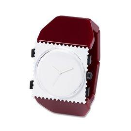 Bracelet élastique de montre Stamps belta Y bordeaux