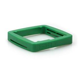 Montre Stamps cadran entourage de montre Stamps Cool Jack vert