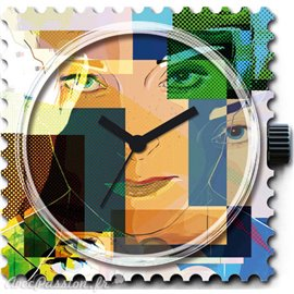 STAMPS Cadran de montre focused