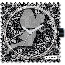 Cadran de montre Stamps little fairy