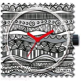 Cadran de montre Stamps pérou