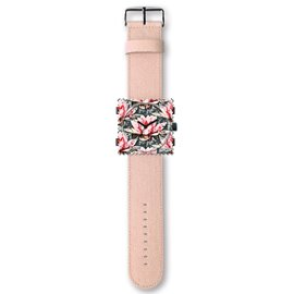 Bracelet de montre Stamps rose light denim
