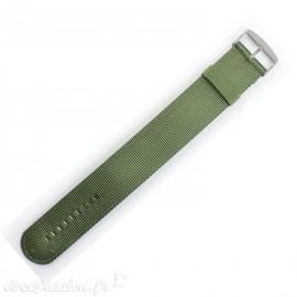 Bracelet de montre Stamps kaki sport - 1321005