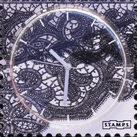 STAMPS Cadran de montre allure