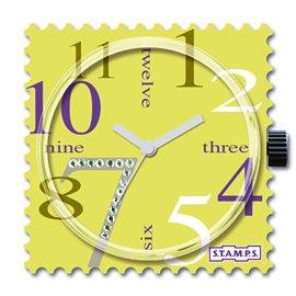 STAMPS Cadran de montre seven daimond