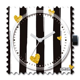 STAMPS Cadran de montre golden love