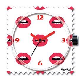 STAMPS Cadran de montre crayola kiss