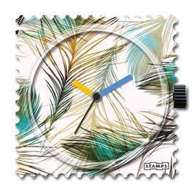 STAMPS Cadran de montre featherlight plume