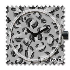 STAMPS Cadran de montre grey leo