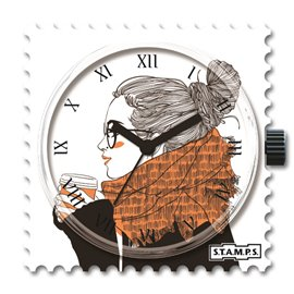 STAMPS Cadran de montre downtime