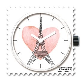 STAMPS Cadran de montre paris