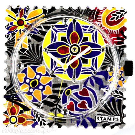 STAMPS Cadran de montre next variation diamond swarovski