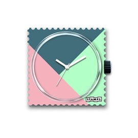 STAMPS Cadran de montre triangles
