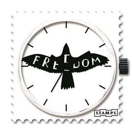 S.T.A.M.P.S. Cadran waterproof de montre last freedom