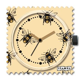 STAMPS Cadran de montre bee sting