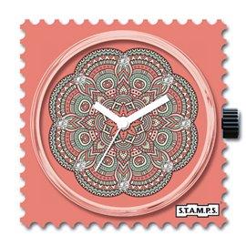 STAMPS Cadran de montre mandala diamond swarovski