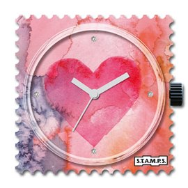 STAMPS Cadran de montre heart final