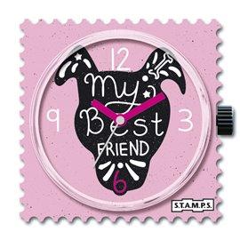 STAMPS Cadran de montre best friend