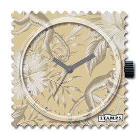 STAMPS Cadran de montre gibbon