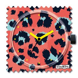 STAMPS Cadran de montre again and again