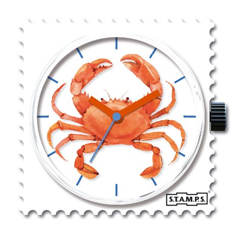 STAMPS Cadran de montre crab