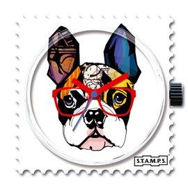 STAMPS Cadran de montre mr dog
