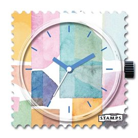 STAMPS Cadran de montre softblocks