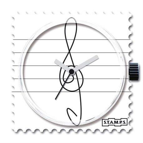 STAMPS Cadran de montre clef