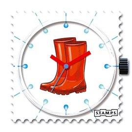 STAMPS Cadran de montre rubberboots