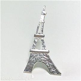 Broche Dolce Vita argent Tour Eiffel