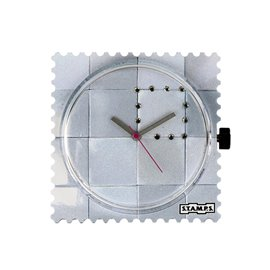 STAMPS Cadran de montre diamond square swarovski