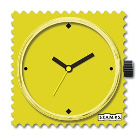 STAMPS Cadran de montre limon