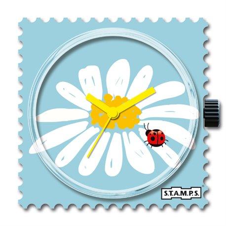 STAMPS Cadran de montre daisy
