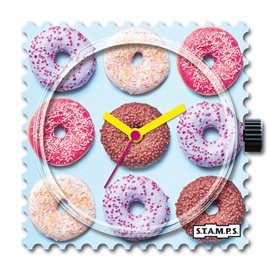 STAMPS Cadran de montre donuts