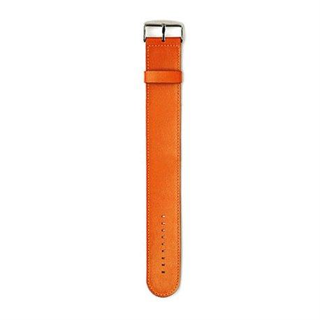 Bracelet de montre Stamps orange