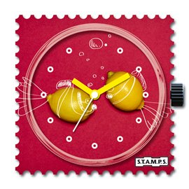 STAMPS Cadran de montre Citrus Fish