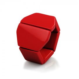 Bracelet de montre Stamps Belta Y Rouge