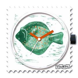STAMPS Cadran de montre Fish & Chips