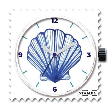 STAMPS Cadran de montre Shell
