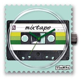 STAMPS Cadran de montre Mix Tape