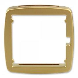 Entourage métal de cadran Stamps Jack or mat -