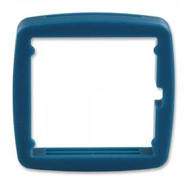 Entourage plastique de cadran Stamps Jack bleu givré