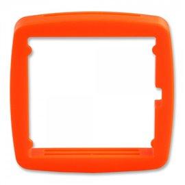 Entourage plastique de cadran Stamps Cool Jack orange