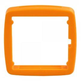 Entourage plastique de cadran Stamps Cool Jack jaune