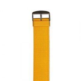 Bracelet de montre Stamps jaune sport