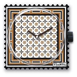 STAMPS Cadran de montre Tanger