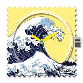 STAMPS Cadran de montre Hokusai