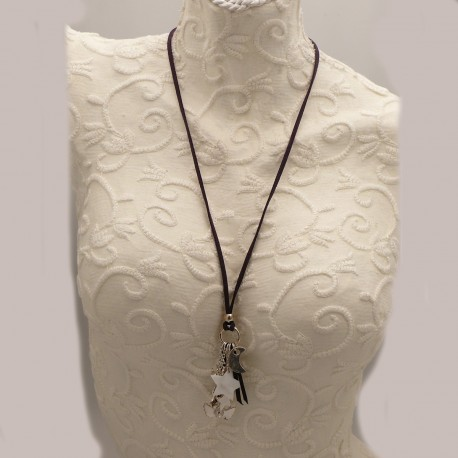 collier-fantaisie-adora-lien-velours-violet-reglable-pampille-bijou-createur-llzadora-ref-0021