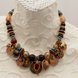 collier-fantaisie-marlene-cuivre-perles-turquoise-et-marron-bijou-createur-marlene-ref-00365
